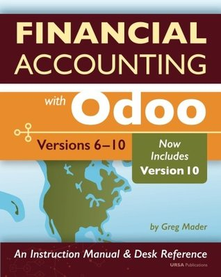 Financial Accounting with Odoo, Second Edition: Versions 6-10