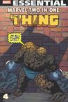 Essential Marvel Two-in-One, Vol. 4