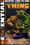 Essential Marvel Two-in-One, Vol. 1