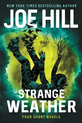 Resultado de imagem para Hill, Joe – Strange Weather