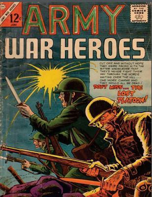 Army War Heroes Volume 14: History Comic Books, Comic Book, Ww2 Historical Fiction, WWII Comic, Army War Heroes