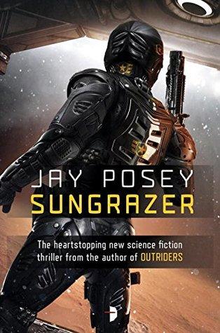 Sungrazer (Outriders #2)