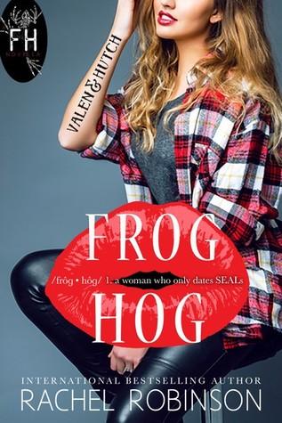 Frog Hog, Valen and Hutch (A Frog Hog Novella, #1)