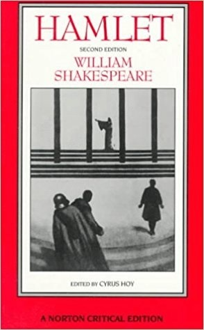 Hamlet (Norton Critical Editions) [with Hacker/Love]