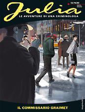 Julia n. 224: Il commissario Graimet