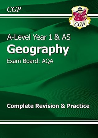 New A-Level Geography: AQA Year 1 & AS Complete Revision & Practice