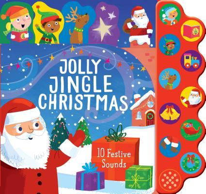 Jolly Jingle Christmas: 10 Festive Sounds