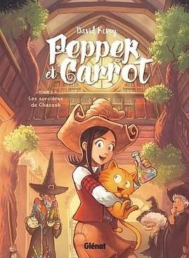 Les sorcières de Chaosah (Pepper et Carrot #2)