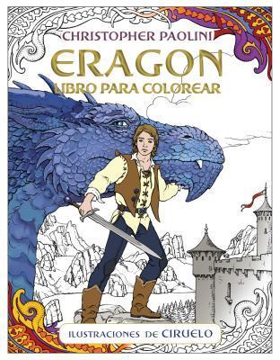 Eragon. Libro Oficial Para Colorear