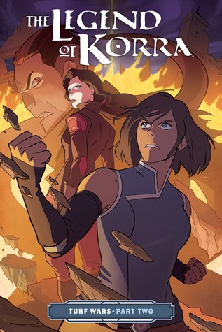 The Legend of Korra: Turf Wars, Part Two (The Legend of Korra: Turf Wars #2)