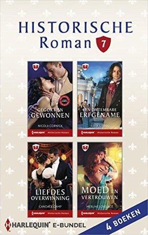 Historische roman e-bundel 7 (4-in-1)