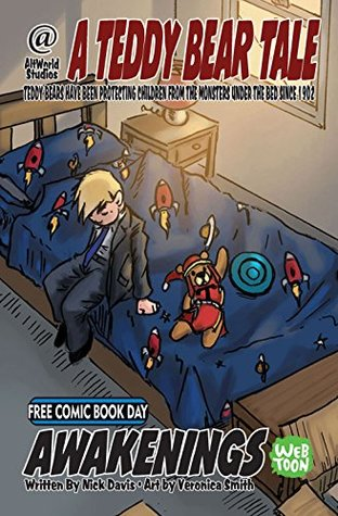 A Teddy Bear Tale: Awakenings - FCBD: Free Comic Book Day Book (Awakenings FCBD 1)