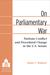 On Parliamentary War by James Ian Wallner