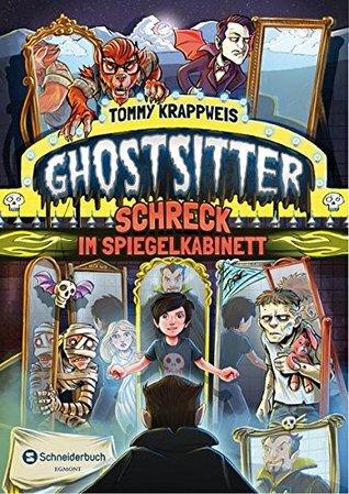 Schreck im Spiegelkabinett (Ghostsitter, #4)