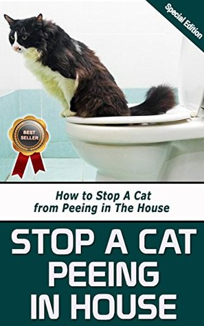 Cat from peeing stop