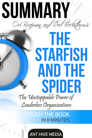 Ori Brafman Rod A. Beckstrom's The Starfish and the Spider: The Unstoppable Power of Leaderless Organizations Summary