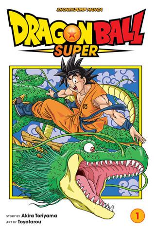 ドラゴンボール超 1 Dragon Ball Super 1 By Akira Toriyama