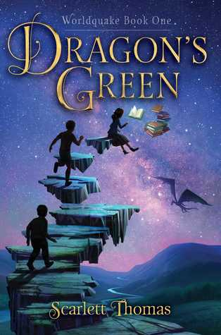 Dragon's Green (Worldquake Sequence, #1)