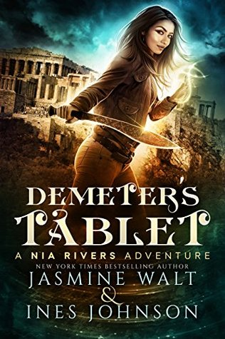 Demeter's Tablet (Nia Rivers Adventures, #2)