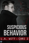 Suspicious Behavior (Bad Behavior, #2)