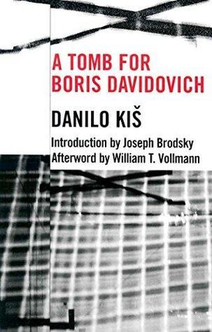A Tomb for Boris Davidovich by Danilo Kiš