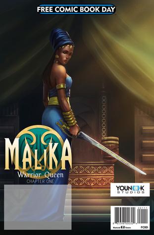 Malika Warrior Queen - Free Comic Book Day 2017
