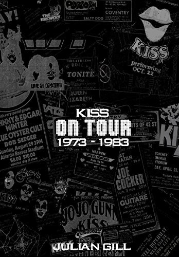 KISS On Tour, 1973-1983