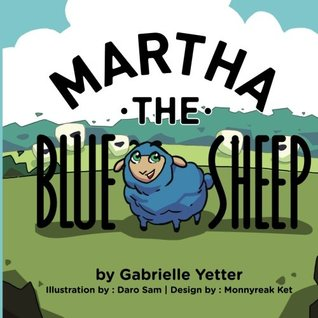 Martha the Blue Sheep