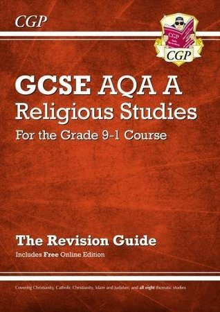 New Grade 9-1 GCSE Religious Studies: AQA A Revision Guide with Online Edition
