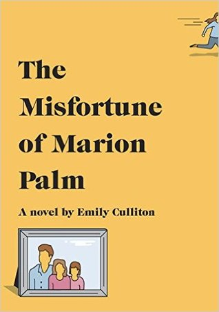 The Misfortune of Marion Palm Book Cover