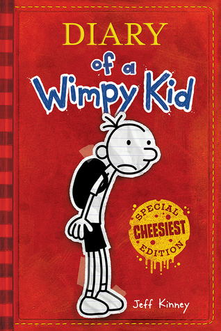 Diary of a Wimpy Kid: The Cheese Touch Collector's Edition