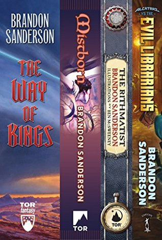 Brandon Sanderson's Fantasy Firsts:
