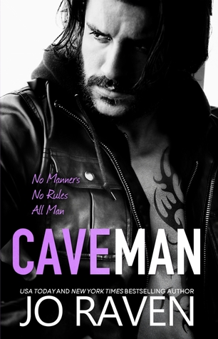Caveman by Jo Raven (Hansen Brothers #1)