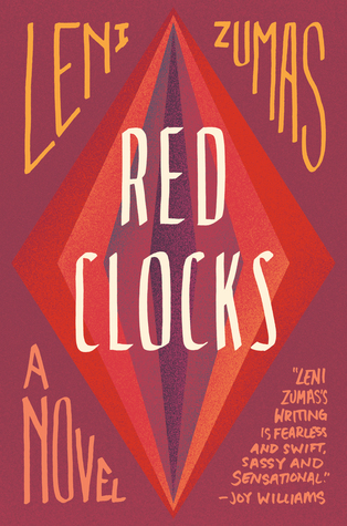 Image result for red clocks leni zumas