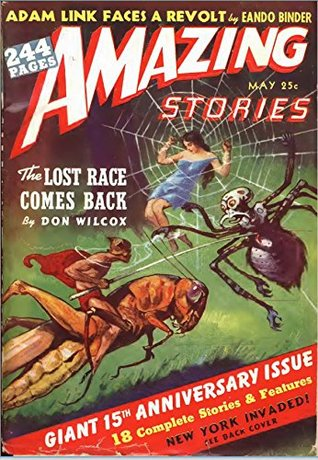 Amazing Stories May 1941: Pulp Magazine