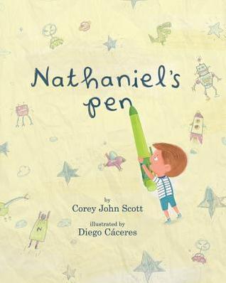 Nathaniel's pen 21x26