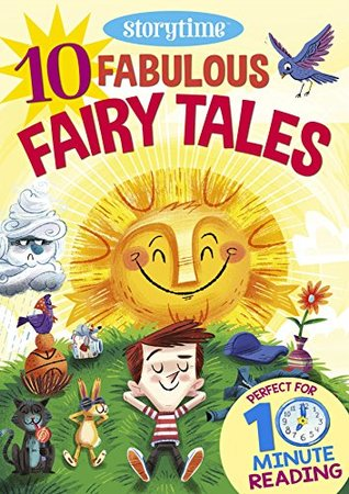 10 Fabulous Fairy Tales for 4-8 Year Olds