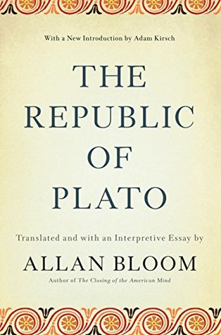 an overview of the troubling issues in blooms the republic of plato
