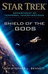 Book cover for Department of Temporal Investigations: Shield of the Gods (Star Trek: Deep Space Nine)