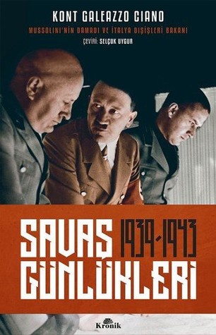 Savaş Günlükleri (1939-1943)