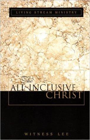 The All-Inclusive Christ
