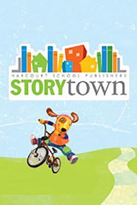 Harcourt School Publishers Storytown: Ell Reader 5-Pack Grade 1 Dad Drives