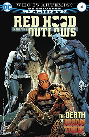 Red Hood and the Outlaws (2016-) #10