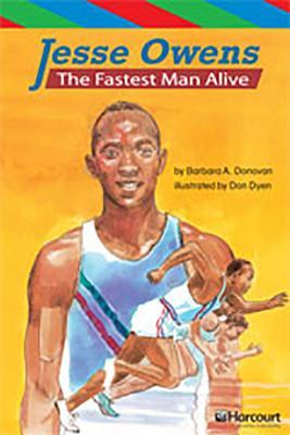 Storytown: Ell Reader Teacher's Guide Grade 6 Jesse Owens the Fastest Man Alive