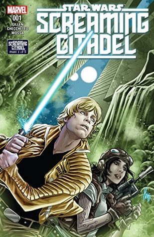 Star Wars: The Screaming Citadel (2017) 1
