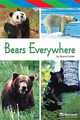 Storytown: Ell Reader Teacher's Guide Grade 3 Bears Everywhere