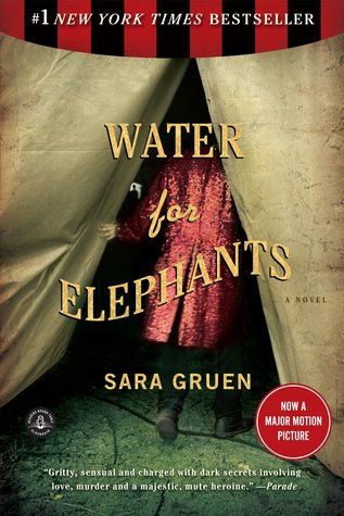 Image result for Water for Elephants by Sara Gruen
