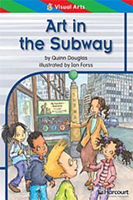 Storytown: Ell Reader Teacher's Guide Grade 2 Art in the Subway
