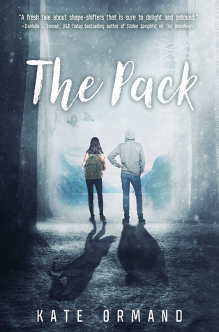 The Pack (The Wanderers, #2)