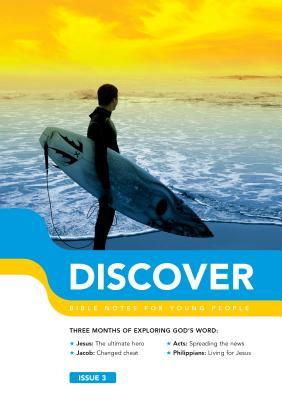 Discover - Issue 3: Bible Notes for Young People